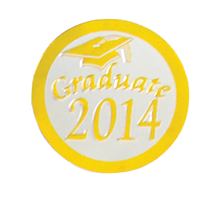 Graduation Envelopes Seals 2014 Envelope Seal