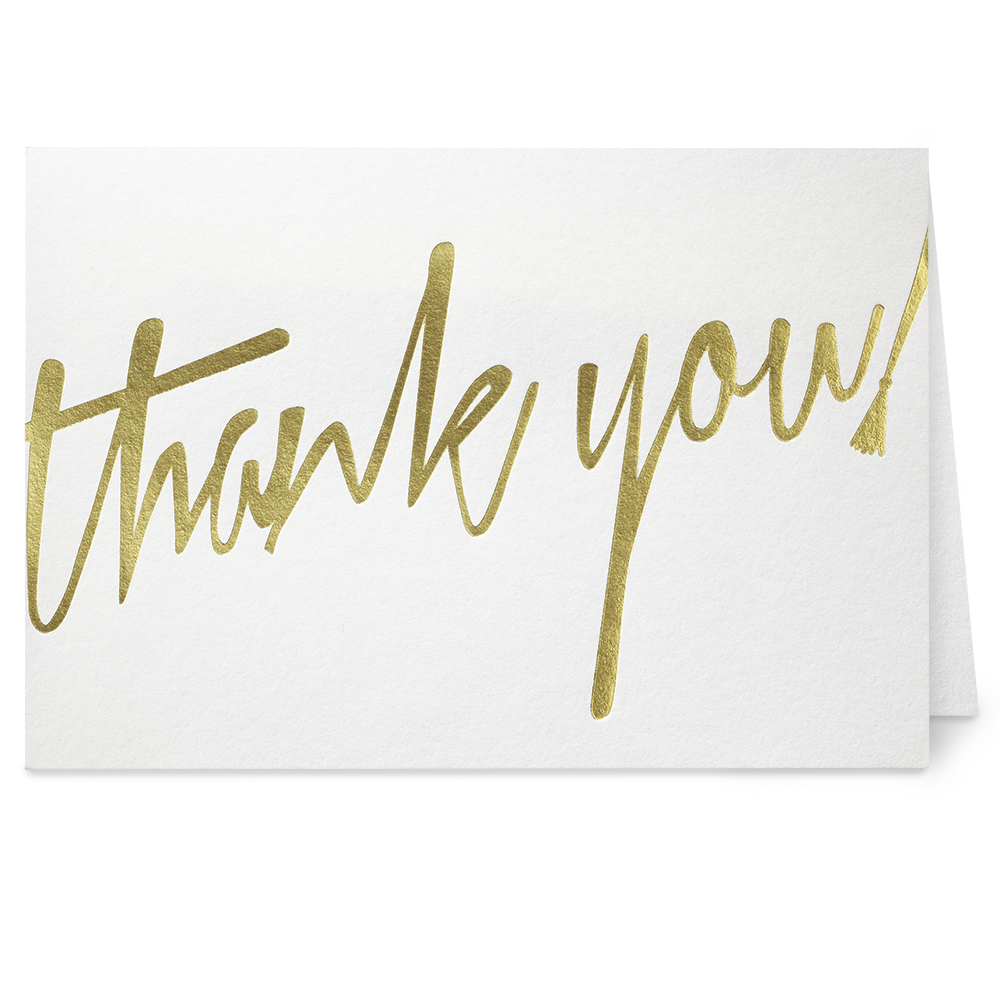 25 Graduation Thank You Notes
